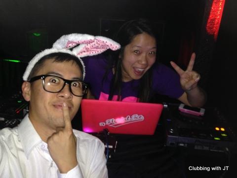 RNB Room DJ, Flygirl Tee