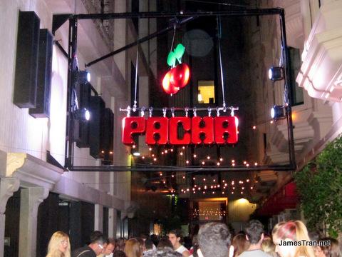 Pacha Club Sydney Entrance to Pacha Sydney